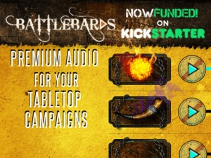 BattleBards Premium Audio
